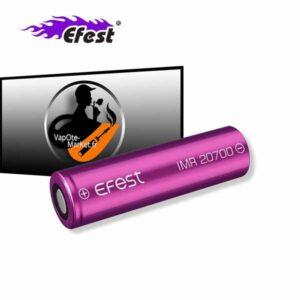 Accus IMR 20700 Efest