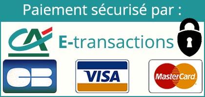 Paiement sécurisé E-transactions du Crédit Agricole
