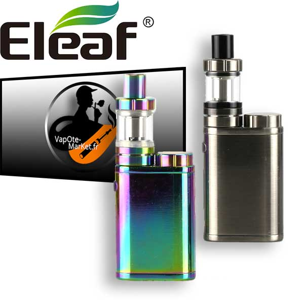 Kit Istick Pico 75W de Eleaf