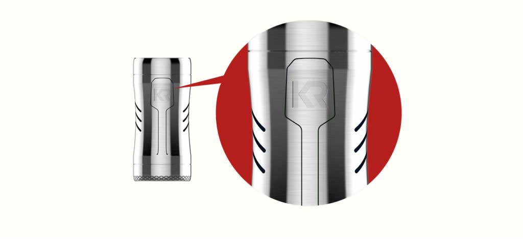 Bouton fire ergonomique du mod Kirin de Kizoku