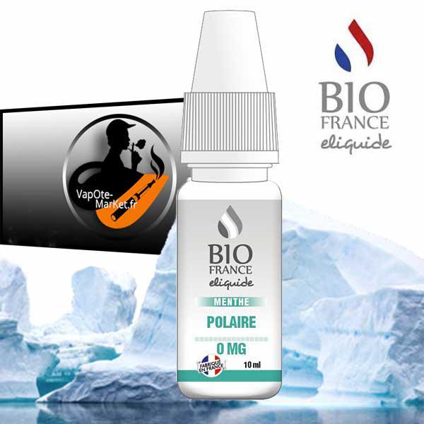 Bio France E-liquide Menthe Polaire