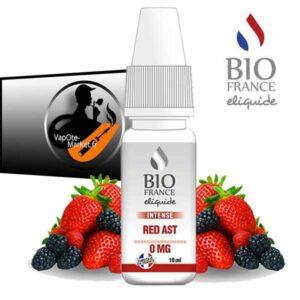 E-liquide Bio France Red Ast