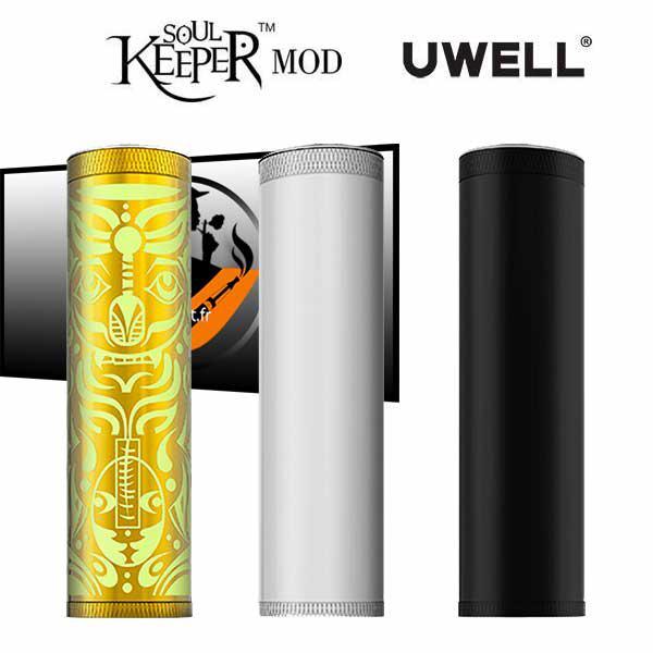 Soulkeeper Mech Mod de Uwell 110W