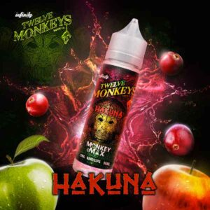 E-liquide Hakuna de Twelve Monkeys