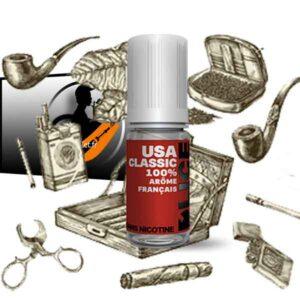 E-liquide Classic USA de D'lice