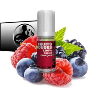E-liquide Fruits Rouges de D'lice