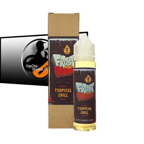 E-liquide Tropical Chill de Pulp