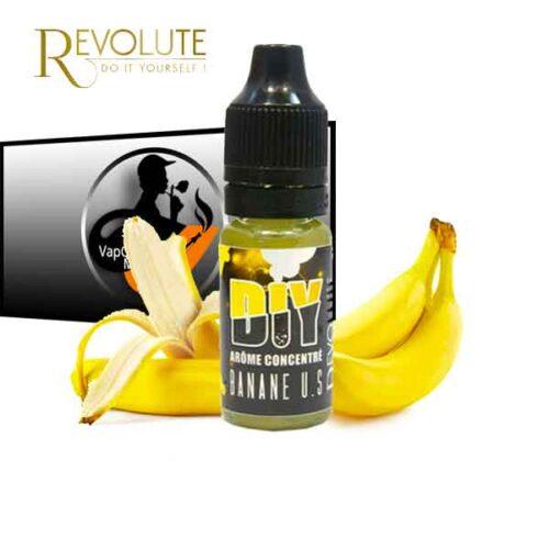 Arôme concentré Banane US Revolute