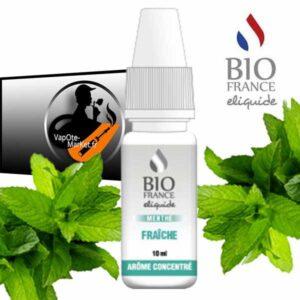 Arôme concentré Menthe Fraîche de Bio France E-liquide