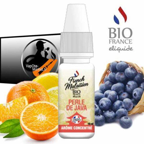 Arôme concentré Perle de Java de Bio France E-liquide