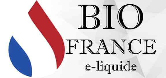 Menu Bio France E-liquide