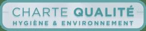 Charte qualité hygiène et environnement