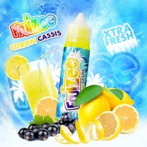 E-liquide Citron Cassis de Fruizee