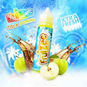E-liquide Cola Pomme de Fruizee