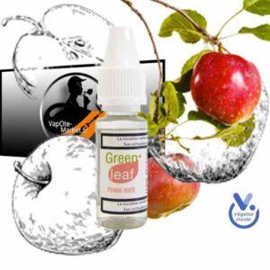 E-liquide G Apple de Green Leaf