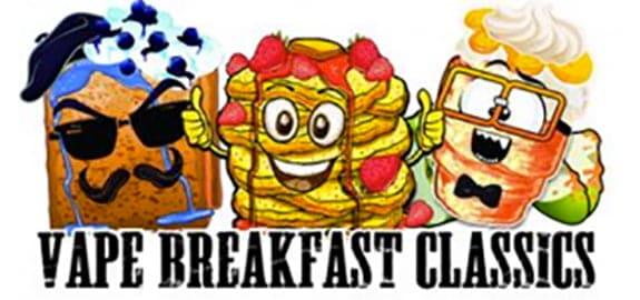 e-liquides Vape Breakfast Classics