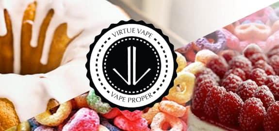 e-liquides Virtue Vape