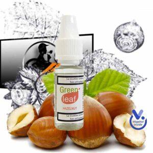 E-liquide Hazelnut de Green Leaf