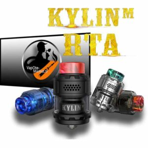 Atomiseur Kylin M RTA de Vandy Vape