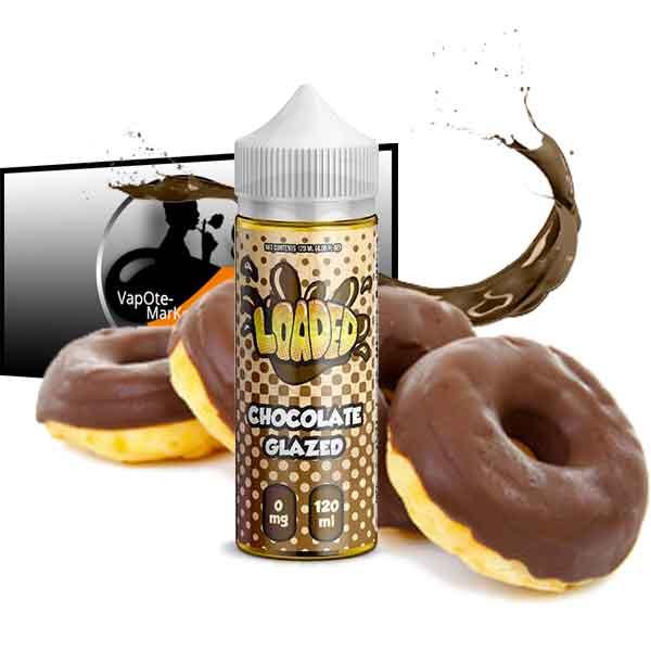 E-liquide Glazed Chocolate de Loaded