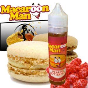 E-liquide Macaroon Man Praline Butternut de Virtue Vape