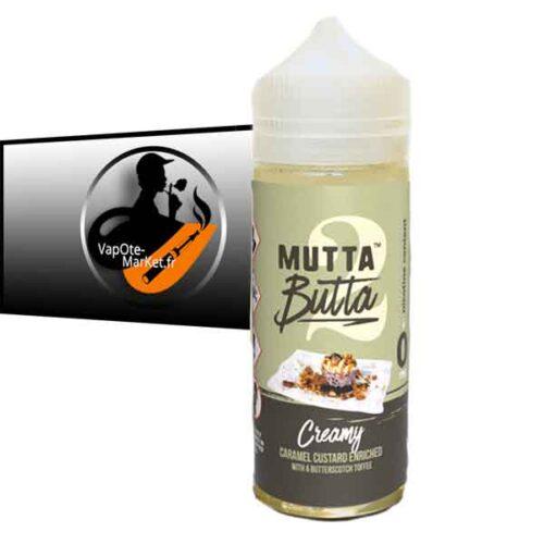 E-liquide Mutta 2 Butta Creamy de Virtue Vape