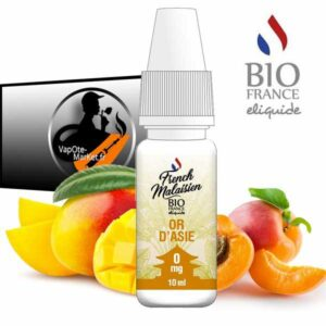 E-liquide Bio France Or D'Asie