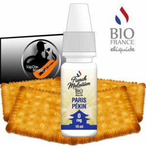 Paris Pékin de Bio France e-liquide