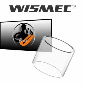 Pyrex de remplacement pour atomiseurs Wismec