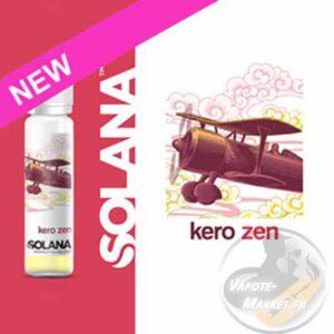 E-liquide Kero Zen de Solana