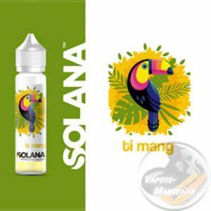 E-liquide Ti Mang de Solana