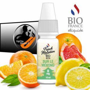 E-liquide Bio France Sur Le Mékong