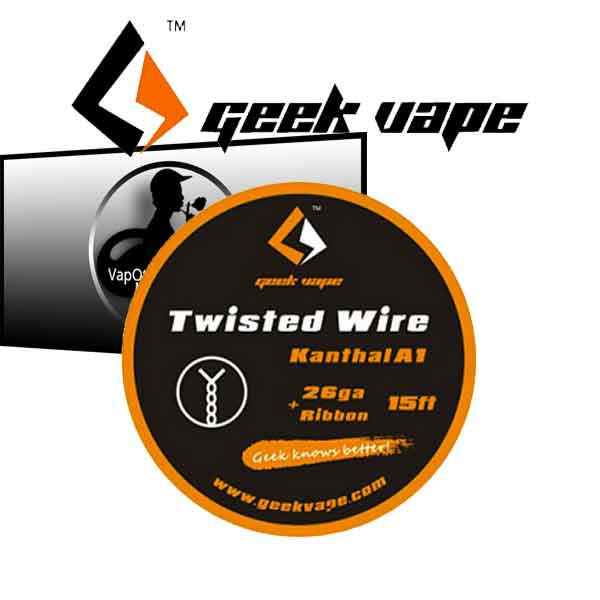 Fils résistifs Twisted Wire GeekVape