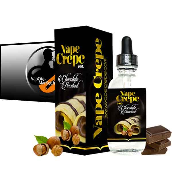 Vape Crêpe Chocolate Hazelnut