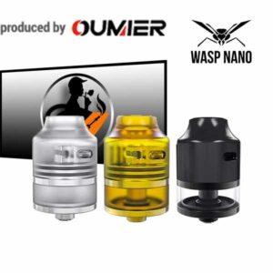 Waps Nano RDTA de Oumier