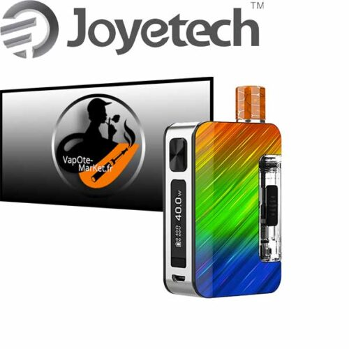 Kit Exceed Grip Pro de Joyetech arc en ciel