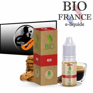 E-liquide KCV de BIO France
