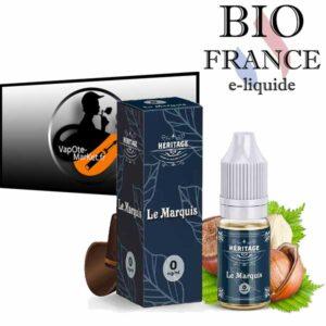 E-liquide Le Marquis de BIO France Héritage