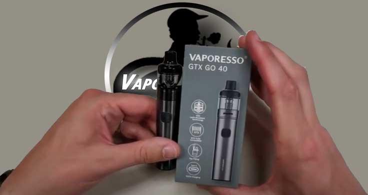GTX GO 40 de Vaporesso