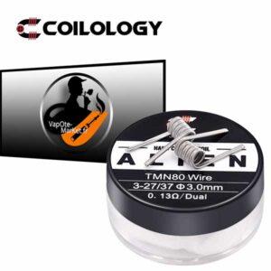 Coils Alien TMN80 de Coilology